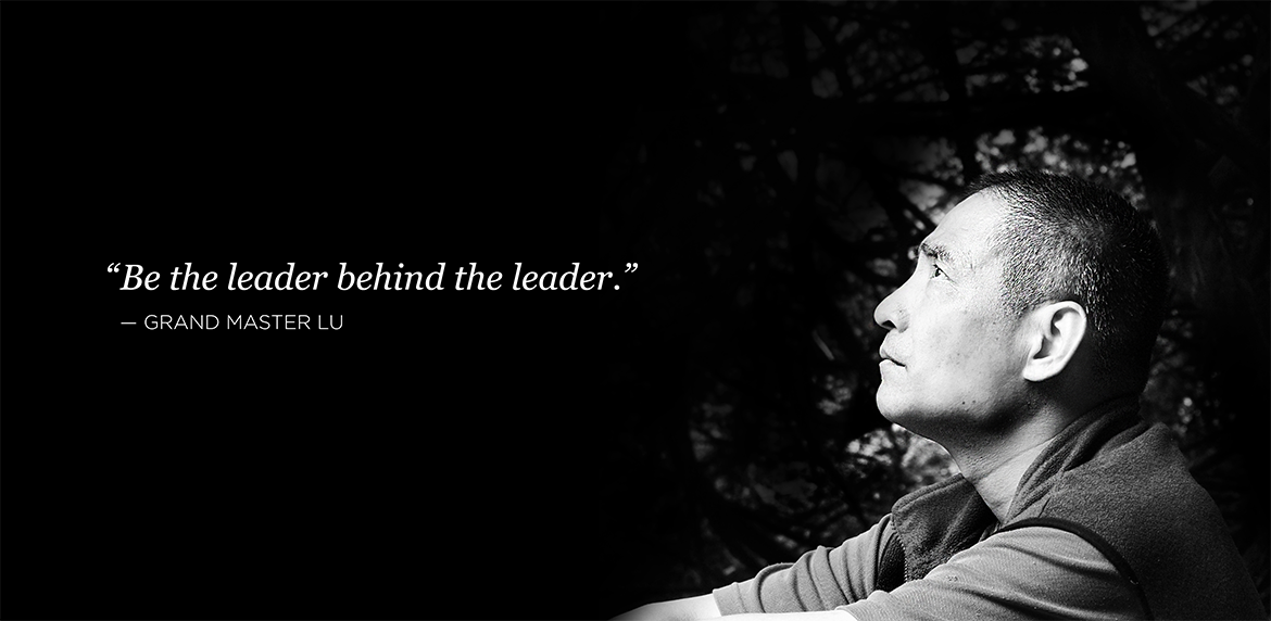 Be the leader behind the leader